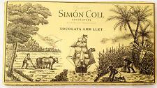 Simon Coll Extra Fine Milk Chocolate - Cocoa Solids 32% min (Gluten Free)