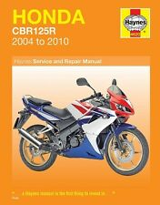 Honda CBR125R CBR125 2004-2010 Haynes Manual 4620 NEW