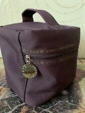 Stella Mccartney Cosmetics Make Up Bag Purple