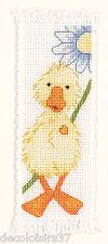 """Vervaco  0011211  Point de Croix Compté Marque-Page Popcorn the Bear """"Soufflé"""""""