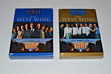 The West Wing: The Complete First & Second Season (DVD, 2003, 4-Disc Sets)