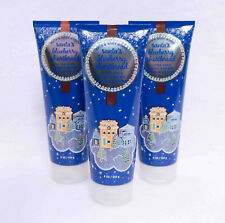 Bath & Body Works Santa's Blueberry Shortbread Ultra Shea Body Cream Set of 3