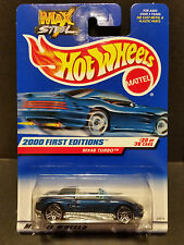 2000 Hot Wheels #080 First Editions 20/36 - MX48 Turbo - 24375