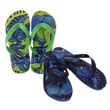 Scarpe Infradito verde per bambini dai 2 ai 16 anni
