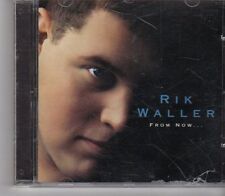 (FX864) Rik Waller, From Now..... - 2002 CD