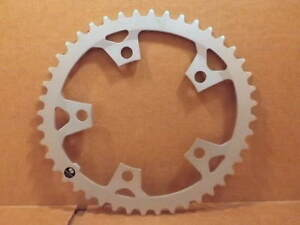 New-Old-Stock Shimano Biopace Chainring...44T w/110mm BCD (Exage Quality)