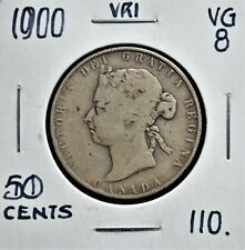 1900 Canada 50 Cents