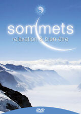 Various Artists - Bien-être & Relaxation : Sommets -  DVD + CD