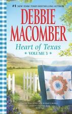 Heart of Texas Vol 3 by Debbie Macomber Nell's Cowboy + Lone Star Baby (2013 PB)
