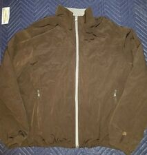 WEATHERPROOF JACKET MENS SIZE XL BROWN