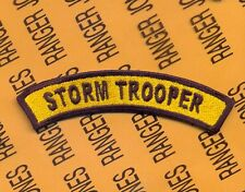 US Army 1st Cavalry Division STORM TROOPER 4 inch tab arc patch