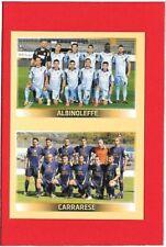 CALCIATORI 2013-2014 Panini Figurine-stickers n. 780 - ALBINOLEFFE - CARRARESE