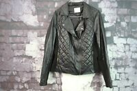 Womens M&S Collection Black Jacket size Uk 18 No.F480 15/11