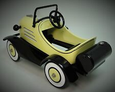 A 1930s Ford Pedal Car Two Tone Hot T Rod Rare Vintage Sport Midget Metal Model