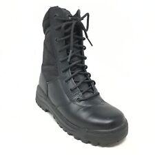 Women's Magnum Stealth Lace Up Combat Boots Shoes Size 6 US/37 EU Black Leather