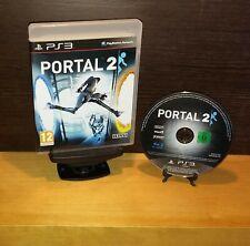 PORTAL 2 · PS3 · Pal España · (Como nuevo)