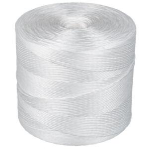 White Polypropylene Twine Polytwine Poly Twine String Baler Twine Bailing Twine
