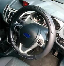 Hyundai Coche Volante Guante Cubierta Todo Negro cómoda fácil ajuste + Protección