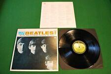 Beatles Meet the Beatles Japan LP 1. Apple press von 1970 Apple AP-80011