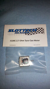 Slottech 2.7 Ohm High Performance Tyco Can Motor