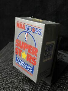 1989-90 NBA Hoops SUPERSTARS Sears Set Factory Sealed Michael Jordan SP Rare💎♨️