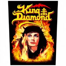 KING DIAMOND - Fatal Portrait Rückenaufnäher Backpatch