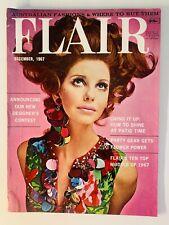 Vintage Magazines - Flair December 1967