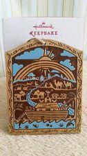 Hallmark 2015 Noah's Ark Christmas Ornament