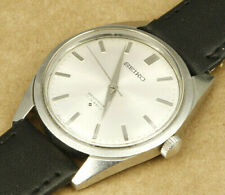Seiko 66-8050 Japan Vintage Mechanical Hand-Winding Watch 36mm