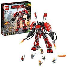 Toy LEGO 70615 Ninjago Movieâ Fire Mech 09-2017