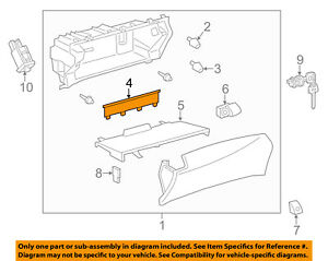 55459-30060 Toyota Cover, instrument, lower lh 5545930060