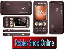 Sony Ericsson W890i Braun (Ohne Simlock) 3G 3,2MP VideoAnruf Radio Walkman TOP