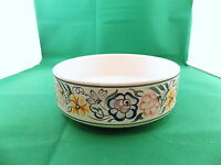 Poole Pottery Hand Painted Fruit Serving Bowl