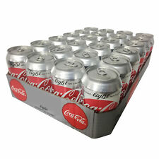 24 Dosen Original Coca Cola Light je 0,33L € 19,99