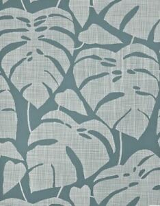 MissPrint Guatemala Wallpaper Azure MISP1132 Blue Green Tropical Wallpaper NEW