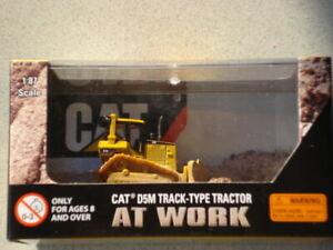 CAT caterpillar Track-Type Tractor D5M 1/87 NCAT55431-D5M
