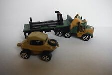 """Micro Machines #8 Military Convoy """"EXCELLENT CONDITION""""Galoob 1989"""