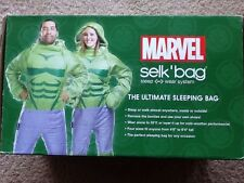 MARVEL SELK'BAG ADULT Size SMALL INCREDIBLE HULK