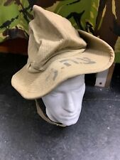 ebd2111a551e7 Issued Genuine Mle-49 French Legion Canvas Bush Hats 5 In Stock £75 Each