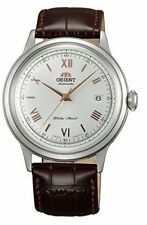 Orient SAC00008W0 Bambino Automatic Watch White New From Japan