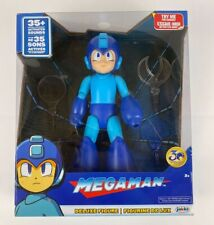 Mega Man Deluxe 12 inch Action Figure by jakks Pacific - 35+ Sounds