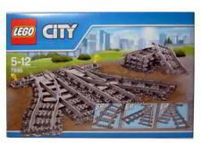 Lego 7895 Vías de cambio