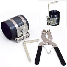 "Piston Ring Compressor Installer Ratchet Plier Remover Expander Engine Tool6.69"""