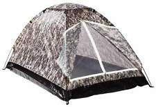 Survival Gear Digital Camo 2-Person Tent Hunting Camping Hiking Military Army