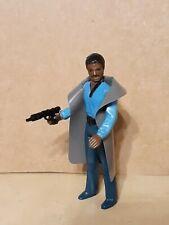 Vintage Kenner Star Wars Figure! Lando Calrissian! Empire Strikes Back! 1980 ESB