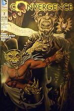 DC Multiverse n.11 : CONVERGENCE n. 2 ( ultra variant ) ed. LION COMICS