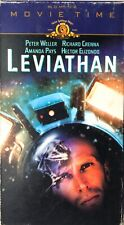 Leviathan (VHS, 1997, Movie Time)