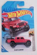 Hot Wheels 2020 '20 Jeep Gladiator Red New Model Baja Blazers