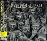 """Limp Bizkit - New Old Songs"""" JAPAN CD OBI +3 Bonus Track"""