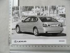 Foto Fotografie photo photograph LEXUS GS 300 Nr. 5  SR220
